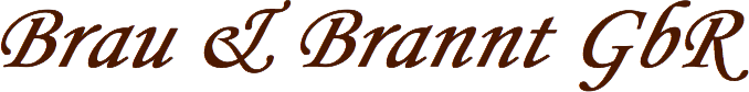 Brau & Brannt